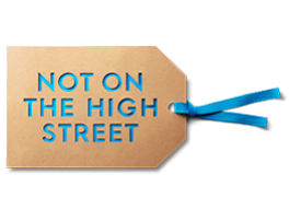 Not on the high street